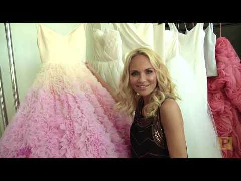 Kristin Chenoweth Reveals Stunning Gown For New Album  and Broadway Concert Series