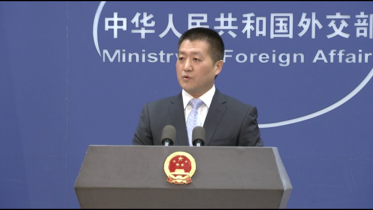 Image result for Chinese Foreign Ministry Spokesperson Lu Kang