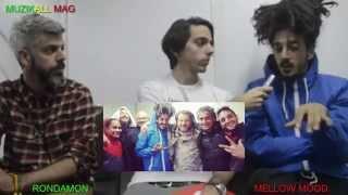 MUZIKALL MAG - Entrevistas a MELLOW MOOD & RONDAMON @VorterixReggaeFest