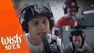 "M Zhayt, L.A., and Blast perform ""DPRSYN"" LIVE on Wish 107.5 Bus"