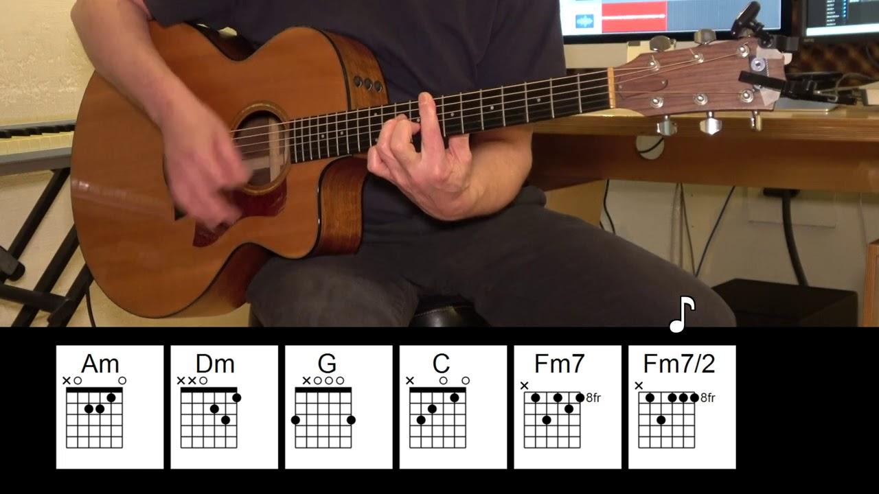 It's My Life - Talk Talk - Acoustic Guitar - Original Vocal Track - Chords