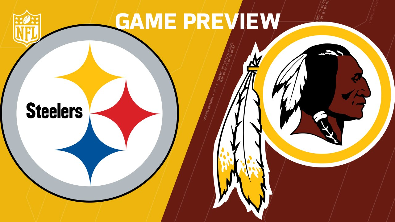 Image result for steelers vs redskins