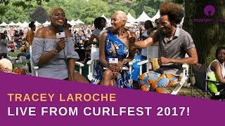 LIVE: Curlfest 2017 with Tracey of Life w/Tray&Jea!