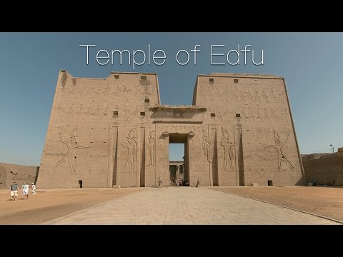 Temple of Edfu Full Movie