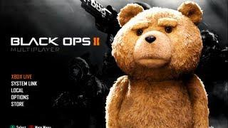 Ted Plays Black Ops 2 (Soundboard Gaming)