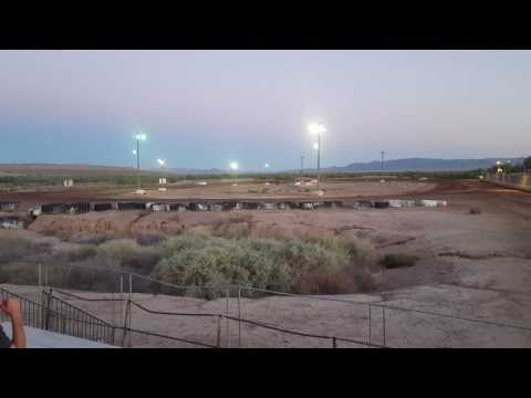 Mohave Valley Raceway mini sport Heat 5/20/17