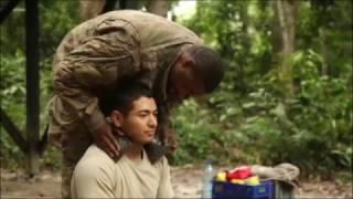 Американские военные школа выживания в джунглях