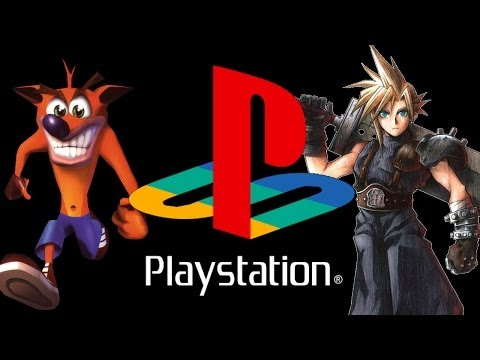 Top 10 PS1 Games