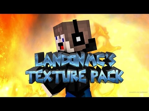 LANDONMC'S TEXTURE PACK 1.10.2 and 1.9