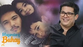 Magandang Buhay: Aga's touching message for his son Luigi