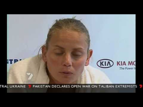 Jelena Dokic upset at Damir Dokic's arrest in Serbia