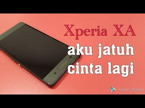 Xperia XA cuantik banget gak pasaran (Unboxing)