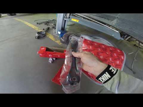 Проект Croc, переборка задней подвески Форд Фокус 2