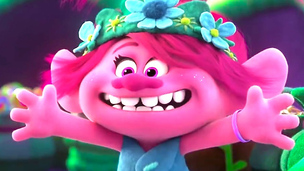 TROLLS 2 WORLD TOUR Trailer (Animation, 2020)