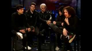 My Chemical Romance AOL Sessions 2006 Q&A