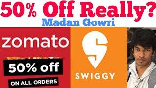 Zomato Swiggy   Tamil   How do they earn?   Madan Gowri   MG