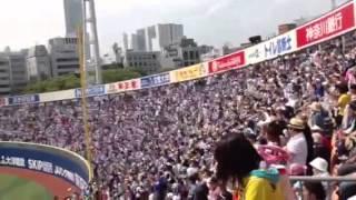 横浜DeNAベイスターズ対阪神タイガースの試合前ドリームライブ。いつも...
