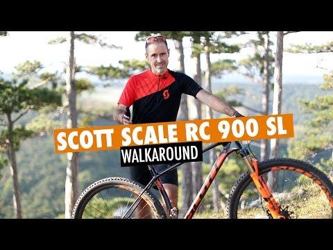 Scott Scale RC 900 SL 2017 Walkaround - Deutsch