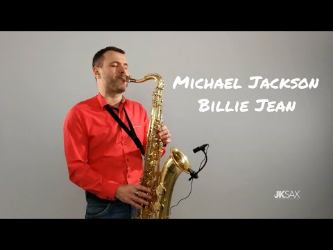 Michael Jackson - Billie Jean JK Sax Cover