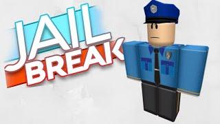 Qu'est-ce que c'est que d'être un flic RobLOX jailbreak