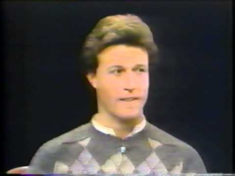 Andy Gibb interview and footage of Joseph and the Technicolor Dreamcoat