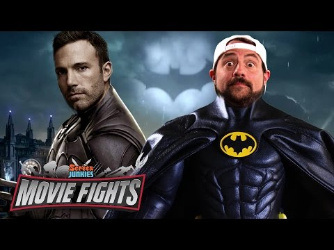 Pitch a Solo Batman Movie (with Kevin Smith!) – MOVIE FIGHTS!!