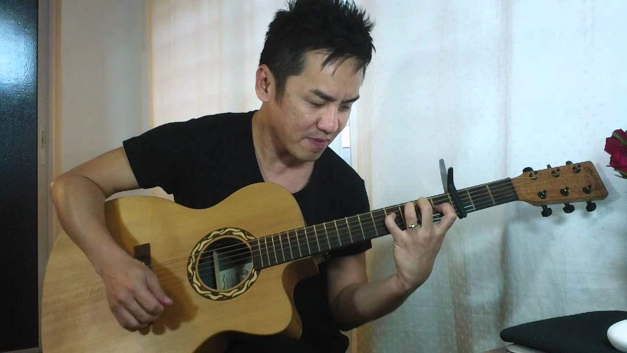 Martin Xc1t Elipse Guitar Review In Singapore Youtube