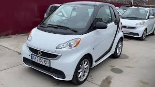 Электро Smart Fortwo 451 Electric Drive 2014