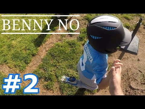LUMPY RUNS ALL THE WAY HOME | BENNY NO | TEE BALL SERIES #2