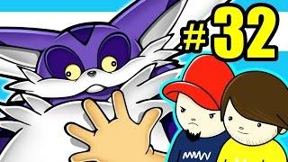Sonic Adventure DX #32 Pescando o Seu Melhor Amigo- Cartuchito