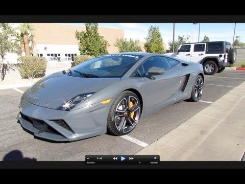2013 Lamborghini Gallardo LP560-4 (Final Edition) Start Up, Exhaust, and In Depth Review