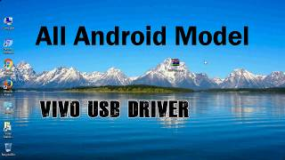 How to Install Vivo USB Driver for Windows | ADB and FastBoot | Tech Talks #29