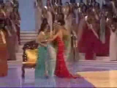 Miss Mundo 2,004 Maju Mantilla ( Trujillo,Perú)