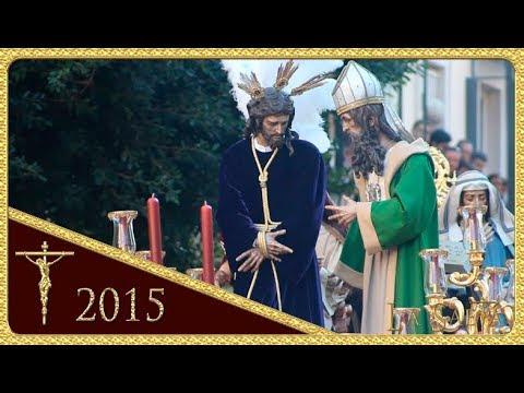 Ntro. Padre Jesús en Su Soberano Poder en la Magdalena - San Gonzalo (Semana Santa - Sevilla 2015)