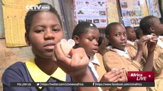 The Moon Cup: Kenyan group manages to keep menstruating girls in class