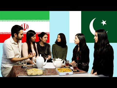 Iran-Pakistan Cultural Exchange   Food, Language, Names, National Anthems, And More