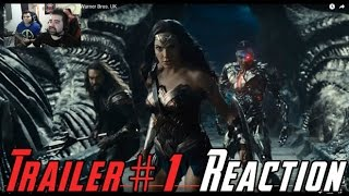 Repeat youtube video Justice League Trailer #1 Angry Reaction!
