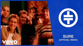 Take That - Sure (Official Video) Listen on Spotify - http://smartu...