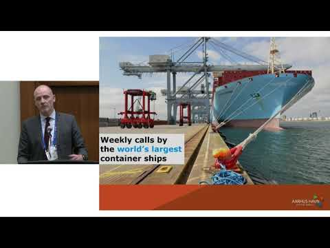 Nicolai Krøyer (Port of Aarhus) - Greenland Day PDAC 2020