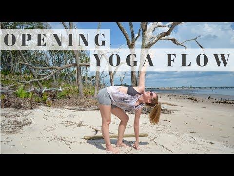Deep Full Body Stretch | Yoga Flow