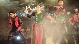 Themma Themma#Rain Rain Come again#stageperformance#Group dance