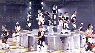 EXILE、釜石の中学生114人とパフォーマンス thumbnail