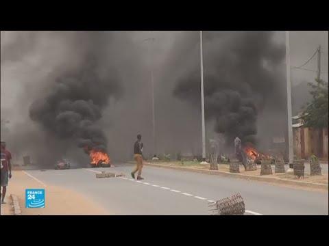 أعمال عنف في توغو  - نشر قبل 1 ساعة