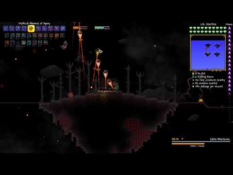 Terraria Modded - 71. Zero, Doomsday Construct (Ancients Awakened)
