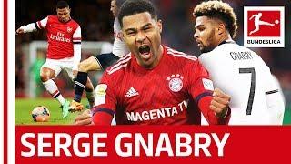 Serge Gnabry - Bundesliga's Best