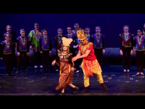 WCA Production of Disney's Lion King Jr pt 2 of 2