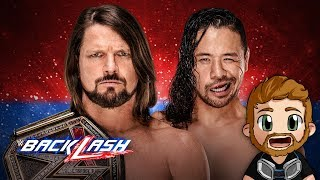 WWE BACKLASH (2018) LIVE STREAM LIVE REACTIONS WATCH PARTY