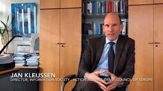 AI and Criminal law: Jan Kleijssen, Director