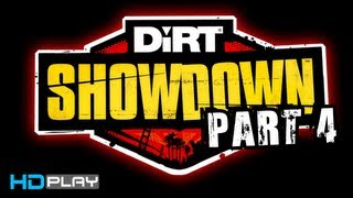 Dirt Showdown - Gameplay PART 4 (Knockout) | X360/PS3/PC HD