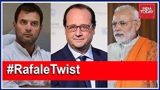 Morning Newswrap : Hollande's Big Revelation On Rafale Deal Stirs Massive Political Row